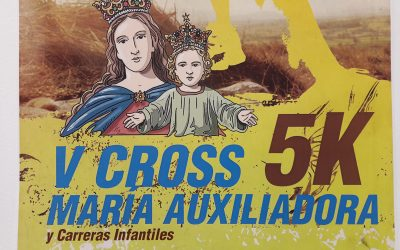V Cross 5K María Auxiliadora 2018 y carreras infantiles