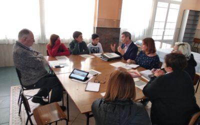 Los alumnos de salesianos El Campello se integran en una nueva comisión
