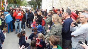Silbato de salida para la fiesta de Don Bosco en familia