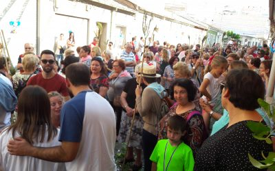 Imprescindible y popular Romería de María Auxiliadora en El Campello 2018
