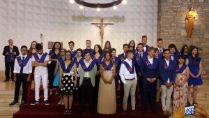 Los alumnos de 4º de ESO se graduan