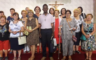 Norbert es un salesiano misionero renovado