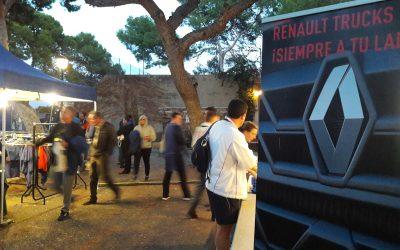 Una tarde Renault Trucks de sorpresa y energía en salesianos El Campello