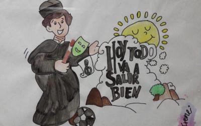 El día 3 de febrero es la fiesta de Don Bosco en familia, en Salesianos El Campello