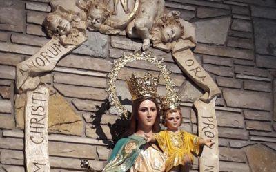 Una nueva María Auxiliadora en salesianos El Campello
