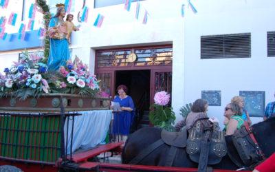 Crónica de la romería de María Auxiliadora (y II)