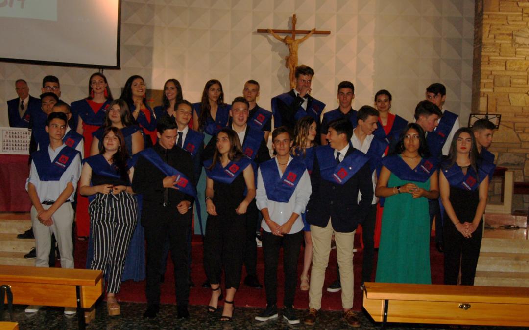 Don Bosco recibe con los brazos abiertos la graduación de 4º de ESO